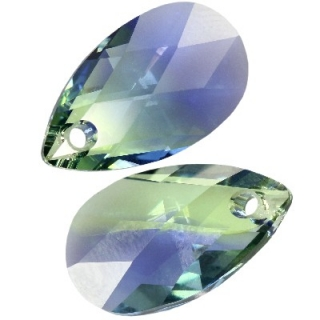 Swarovski pear-shaped 16 mm