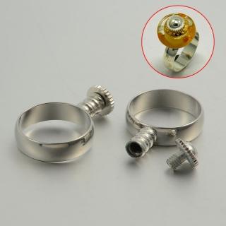 33a7d2577 Polotovar na výrobu prsteňa pre modulárne korálky 15mm